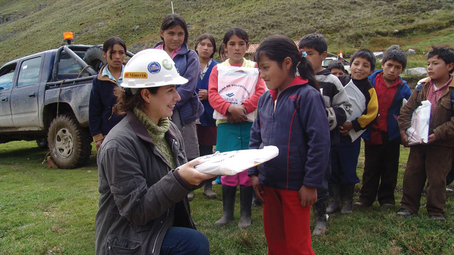 Mining and community engagement in Chile
