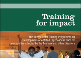 Training for impact in disaster-affected communities
